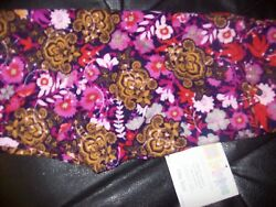 Lularoe Leggings TC New With tag  great gift .GORGEOUS COLORS TC