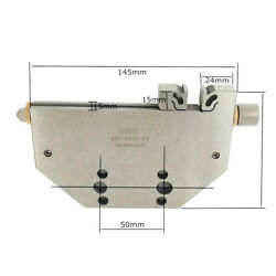 Wire Edm High Precision Vise Stainless Steel 100mm Jaw Clamp