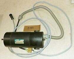 Emco Compact 5 Lathe / F1 Cnc Mill 95v Dc Spindle Motor 1 J15s