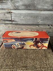 Vintage Pn Made In West Germany Windup Friction Toy