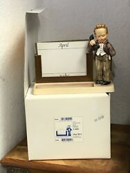 Hummel Figurine 788  a Chef Calendar 6 516in with . First Choice Top Condition