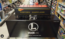 O-gauge - Lionel - Western Maryland Auxiliary Water Tender 1209a Nassau Hobby