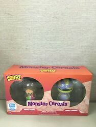 Funko Dorbz - Ad Icons Monster Cereals - Fruit Brute And Yummy Mummy 2,000 Pieces