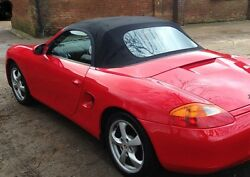 Porsche Boxster Rear Window Replacement Mobile Fitting At Your Home/work...