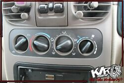 Heater / Climate Control Switch Pad - 03/01 PT Cruiser Classic Spare Parts - KLR