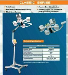 Led Operation Theater Lights Surgical Operating Lamp Ot Room Examination @