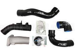 Prl Turbo Intercooler Charge Pipes For 17-21 Honda Civic Type-r Fk8 Instock