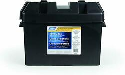 Large Battery Box With Hardware Fits Group 27 30 31 Safely Stores Rv Marine