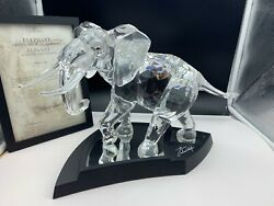 Figurine 10 13/16in Der Elephant 2006 Limited Ausgabe. Boxed And Coa