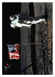 2019 Usa Space Missions Series 1 Set Of 100 Cards By J2 Cards - Nasa Approved