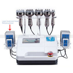 5 In 1 Cavitation Rf Weight Loss And Laser Hold Multi-function Body Machine
