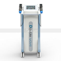 Double Handle Physical Therapy Shock Wave Machine For Ed Treatment Pain Relief