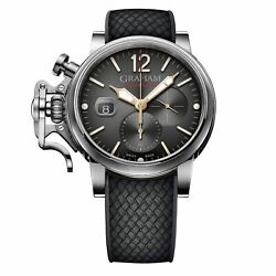 Graham 2CVDS.B25A Chronofighter Grand Vintage Wristwatch