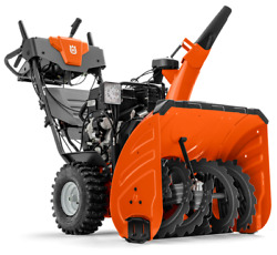 Husqvarna St427 Pro 2 Stage Snow Blower 961930130 - Free Shipping And Liftgate