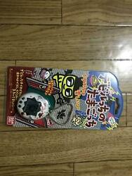 BANDAI Tamagotchi Deviltchi No Tamagotchi Virtual Pet Game White Color Rare New