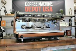 La Cimbali M39 GT Dosatron 3 Group High Cup Commercial Espresso Coffee Machine