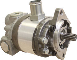 70257005 Hydraulic Pump Dual Stage For Allis Chalmers 190 190xt 200 ++ Tractors