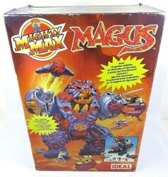 Mighty Max Magus Playset - Neuf En Boite Version Europe