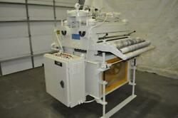 36″ x .135″ REGAL SERVO FEEDER STRAIGHTENER .020″ -.135″ THICKNESS CAPACITY 4 RO