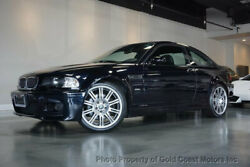 2006 BMW M3 *True 6-Speed Manual* 2006 BMW M3 COUPE BLKBLK 6-SPEED MANUAL ONLY 38K ORIGINAL MILES ELDERLY OWNED!!