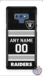 Oakland Raider Phone Case Cover With Nameandno. For Iphone 11 Samsung Lg Google 4