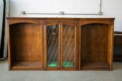 Ethan Allen Library/china Cabinet - Classic Manor