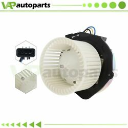 A/c Heater Blower Motor With W/fan Cage For 1994-99 Cadillac Deville Eldorado