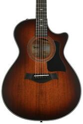 Taylor 322ce V-class Acoustic-electric Guitar - Shaded Edge Burst