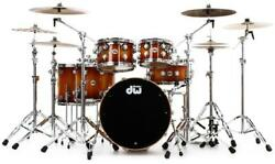 DW Collector's Series Pure Almond 5-piece Shell Pack
