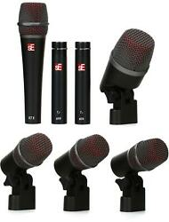 sE Electronics V Pack Arena Drum Mic Package