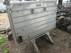 Aluminum Cab Guards For Semiand039s
