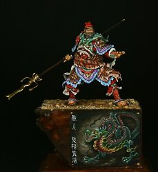 Tin Soldiers Museum Top Zhang Fei 90 Mm China State