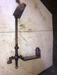 137 Series Craftsman 10 Inch Table Saw Elevation Assembly Bracket 137.218780