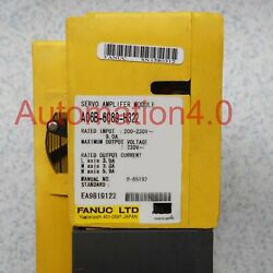 1pc Used Fanuc A06b-6089-h322 Tested In Good Condition Quality Assurance