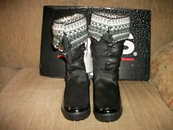 Totes boots size 9 M winter waterproof snow rain new $55.00