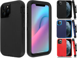 For Apple iPhone 11 Pro 11 Pro Max 360 Outer Defender Box Case Shockproof amp; Clip $12.99