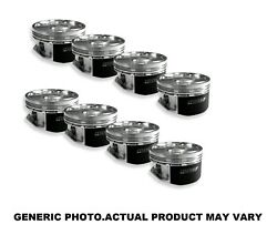 Manley 43cc Hollow Dome Pistons 4.530 Bore For Chevrolet Big Block 697830-8