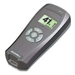 Maxwell Aa710 Wireless Remote Handheld With Rode Counter P102981