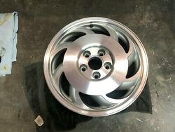 1996 Corvette Original Right Side Front Rim With 5000 Miles On It.
