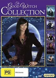 The Good Witch Gift Family Charm Destiny Wonder - 5 Film Collection Dvd