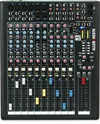 Allen And Heath Xb-14-2 10-channel Broadcast Mixer