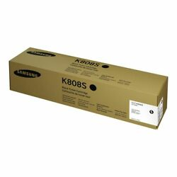 Samsung Cltk808s Black Toner Cartridge For Slx4250lx With 23,000 Pages Yield