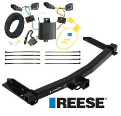 Reese Trailer Tow Hitch For 14-20 Dodge Durango W/ Wiring Harness Kit