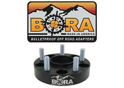 3.00 Bora Wheel Spacers For Toyota Land Cruiser 1998-2007 4 Spacers Usa Made