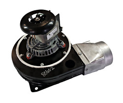 Us Stove Vogelzang Ashley Combustion Blower Exhaust Motor Fan Assembly - 80602