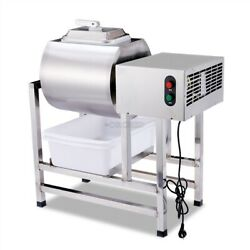 Stainless Steel 20l Meat Salting Machine/meat Poultry Tumbler Machine 220v Ne Gc