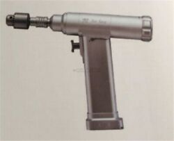 Surgical Orthopedic Medical Electric High Torque Drill New 2 Batteries Li
