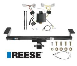Reese Trailer Tow