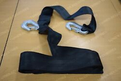 Bass Boat Winch Strap Trailer Parts 9642019 New Double Hook Oem Parts Fishing