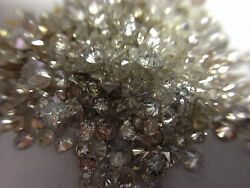 Melee Parcel Lot 6.10 Carats Assorted Sizes Lot New Old Stock 354 Pieces
